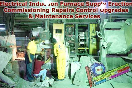 Bahrain, Materials, Furnace Supply, Erection, Commissioning, Repairs & Maintenance in Bah