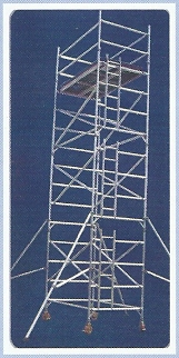 SAR 3500 / Mobile Aluminium Scaffolding Tower for Saudi