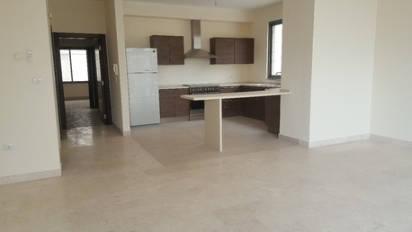Amman, Apartments/Houses, JOD 13000 / year - 2 BR - 2nd floor w/ balcony & open kitchen-Semi Furnished/ Jabal Amman ( 4th Circle )