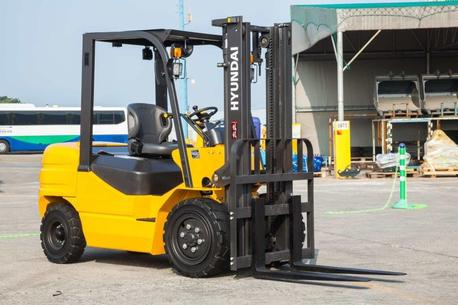Riyadh, Heavy Equipment, SAR 1,  Hyundai Material Handling Forklift. The One Stop Shop To All Your Material Handling Needs.