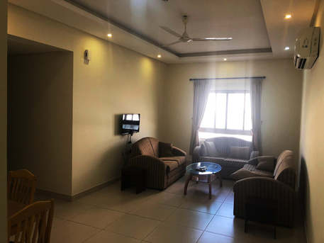 Hidd, Apartments/Houses, BHD 350 / month - 3 BR - Fully Furnished Flat For Rent In New Hidd
