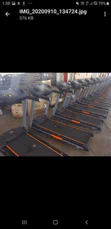 Riyadh, Sporting Goods, SAR 900 / Electric Treadmill For Sale Available New And Used