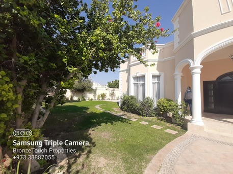 Saar, Apartments/Houses, BHD 1200 / month - 4 BR - #SAAR🇧🇭 #MODERN 4 BEDROOM #VILLA WITH #PRIVATE# #GARDEN